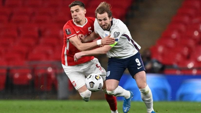 Nhận định Ba Lan vs Anh, 01h45 ngày 9/9 - Vòng loại World Cup 2022