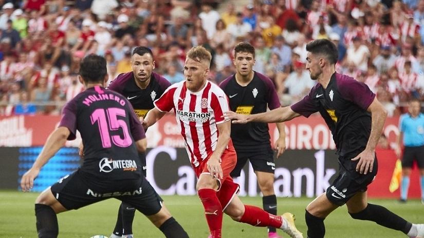 Nhận định Girona vs Gijon, 02h00 ngày 4/9 - Hạng 2 Tây Ban Nha