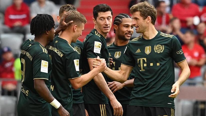 Nhận định Greuther Furth vs Bayern, 01h30 ngày 25/9 - VĐQG Đức