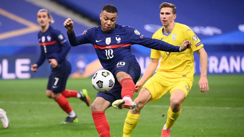 Nhận định Ukraine vs Pháp, 01h45 ngày 5/9 - Vòng loại World Cup 2022