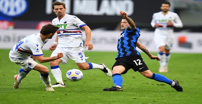 Soi kèo Sampdoria vs Inter, 17h30 ngày 12/9, Serie A