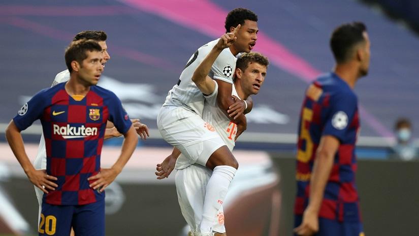 Soi kèo Barcelona vs Bayern Munich, 02h00 ngày 15/9 - Cúp C1 Châu Âu