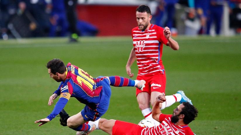 Soi kèo Barcelona vs Granada, 02h00 ngày 21/9,La Liga