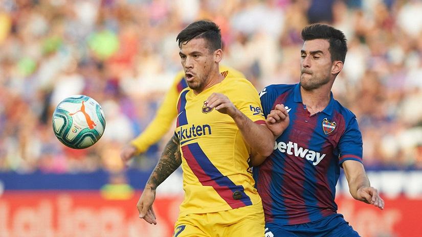 Soi kèo Barcelona vs Levante, 21h15 ngày 26/9 - VĐQG Tây Ban Nha