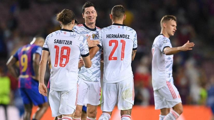 Soi kèo Bayern Munich vs Dynamo Kyiv, 02h00 ngày 30/9, Cúp C1 Châu Âu