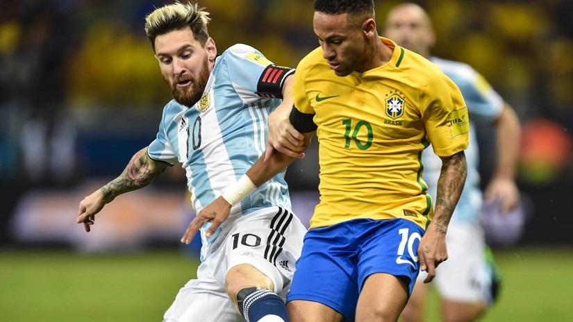 Soi kèo Brazil vs Argentina, 02h00 ngày 6/9 - Vòng Loại World Cup