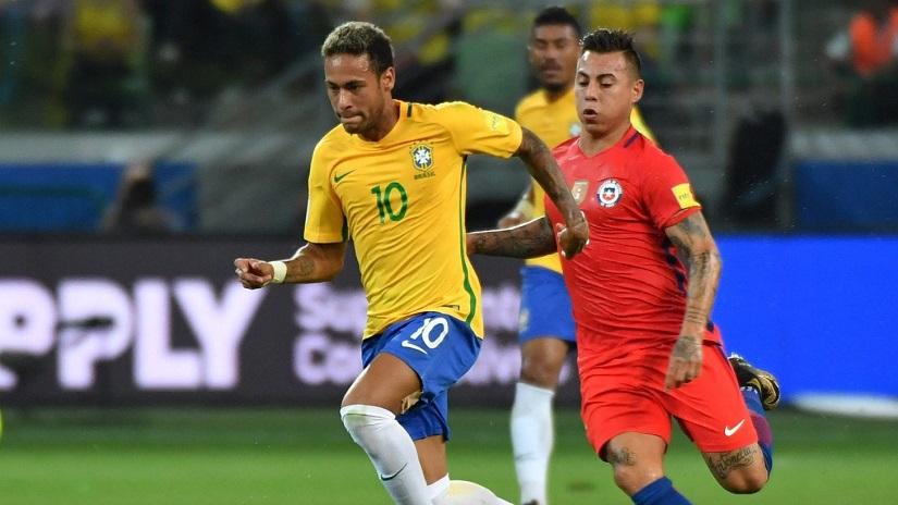 Soi kèo Chile vs Brazil, 08h00 ngày 3/9 - Vòng loại World Cup