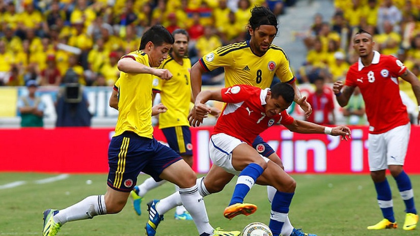Soi kèo Colombia vs Chile, 06h00 ngày 10/9 - Vòng Loại World Cup