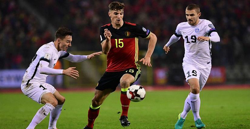 Soi kèo Estonia vs Bỉ, 01h45 ngày 3/9, Vòng loại World Cup