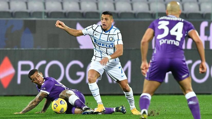 Soi kèo Fiorentina vs Inter, 01h45 ngày 22/9, Serie A