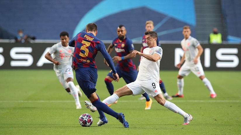 Soi kèo phạt góc Barcelona vs Bayern Munich, 02h00 ngày 15/9, Cúp C1 Châu Âu