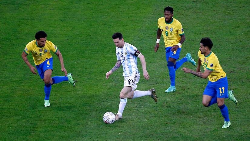 Soi kèo phạt góc Brazil vs Argentina, 02h00 ngày 6/9, Vòng Loại World Cup