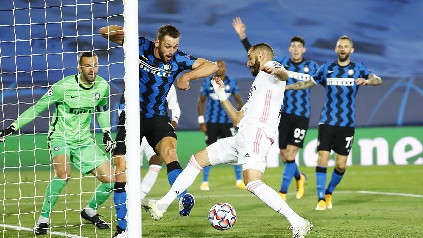Soi kèo phạt góc Inter vs Real Madrid, 02h00 ngày 16/9, Cúp C1 Châu Âu