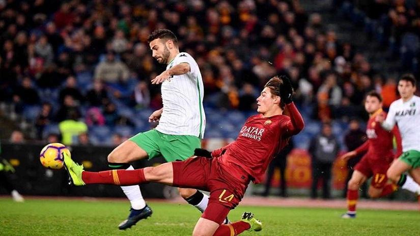 Soi kèo Roma vs Sassuolo, 01h45 ngày 13/9 - VĐQG Ý