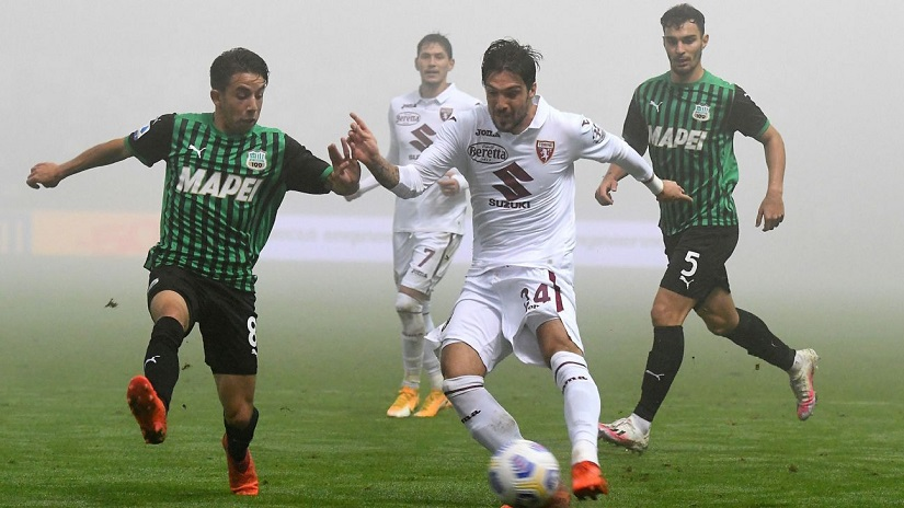 Soi kèo Sassuolo vs Torino, 01h45 ngày 18/9 - VĐQG Ý