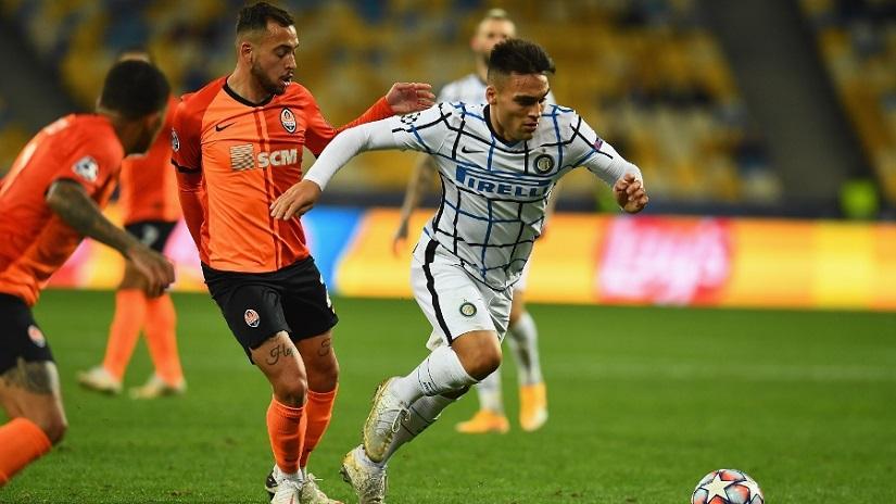 Soi kèo Shakhtar Donetsk vs Inter, 23h45 ngày 28/9, Cúp C1 Châu Âu