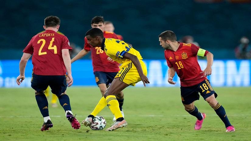 Soi kèo Thụy Điển vs Tây Ban Nha, 01h45 ngày 3/9 - Vòng loại World Cup