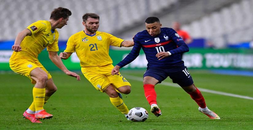 Soi kèo Ukraine vs Pháp, 01h45 ngày 5/9, Vòng loại World Cup