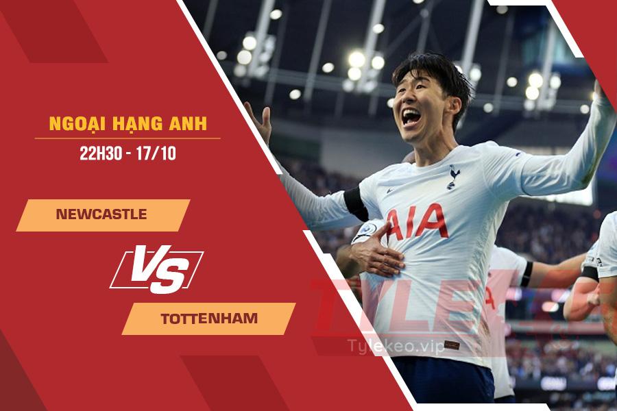Soi kèo Newcastle vs Tottenham, 22h30 ngày 17/10 – Ngoại Hạng Anh