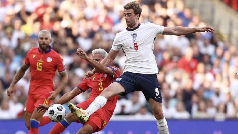 Nhận định Andorra vs Anh, 01h45 ngày 10/10 - Vòng loại World Cup 2022