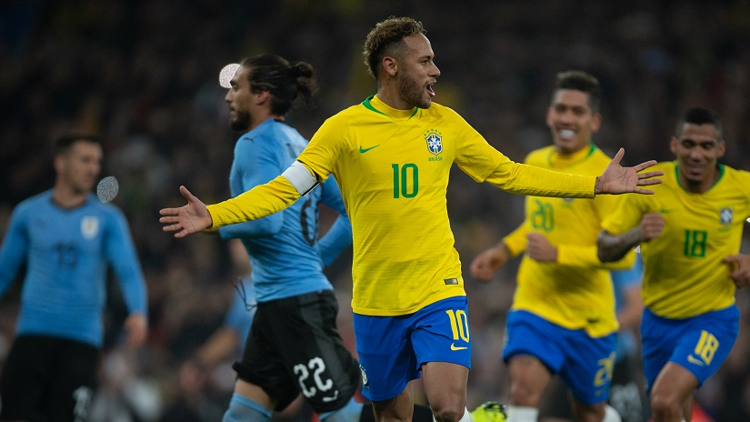 Nhận định Brazil vs Uruguay, 07h30 ngày 15/10 - Vòng loại World Cup 2022