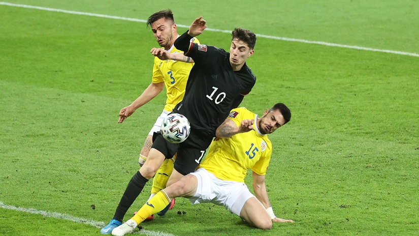 Nhận định Đức vs Romania, 01h45 ngày 9/10 - Vòng loại World Cup 2022
