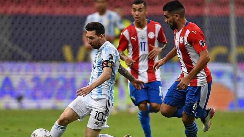 Soi kèo Paraguay vs Argentina, 06h00 ngày 8/10, VL World Cup 2022
