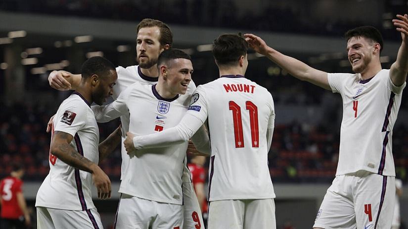 Soi kèo Anh vs Hungary, 01h45 ngày 13/10 - VL World Cup 2022