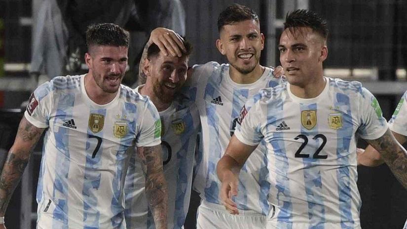 Soi kèo Argentina vs Peru, 06h30 ngày 15/10 - VL World Cup 2022