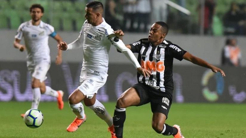 Nhận định Atletico Mineiro vs Santos, 05h00 ngày 14/10 - VĐQG Brazil