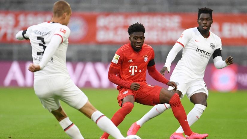Soi kèo Bayern Munich vs Frankfurt, 22h30 ngày 3/10, Bundesliga