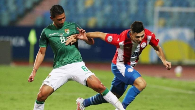 Soi kèo Bolivia vs Paraguay, 03h00 ngày 15/10, VL World Cup 2022