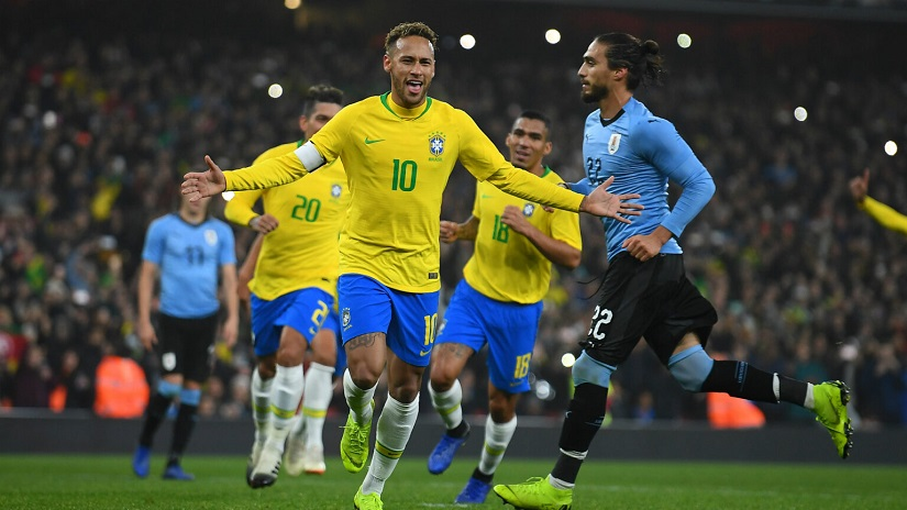 Soi kèo Brazil vs Uruguay, 07h30 ngày 15/10 - VL World Cup 2022