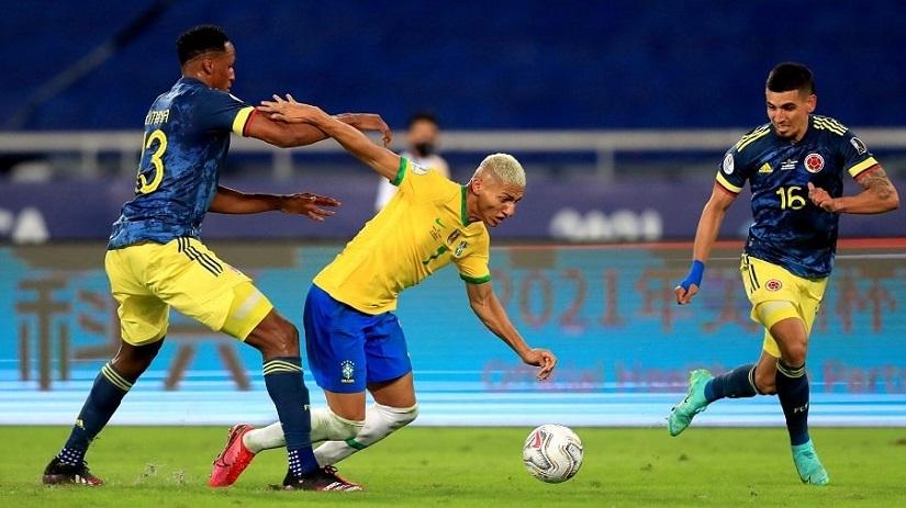 Soi kèo Colombia vs Brazil, 04h00 ngày 11/10, VL World Cup 2022