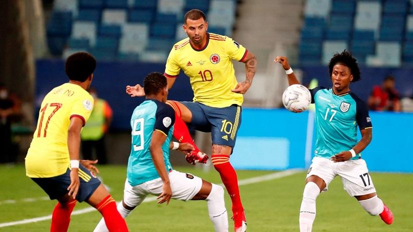 Soi kèo Colombia vs Ecuador, 04h00 ngày 15/10, VL World Cup 2022