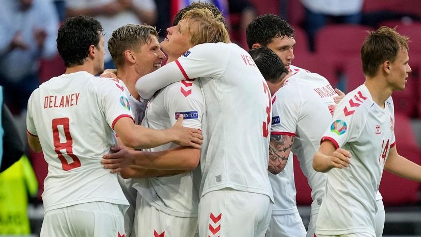 Soi kèo Đan Mạch vs Áo, 01h45 ngày 13/10 - VL World Cup 2022