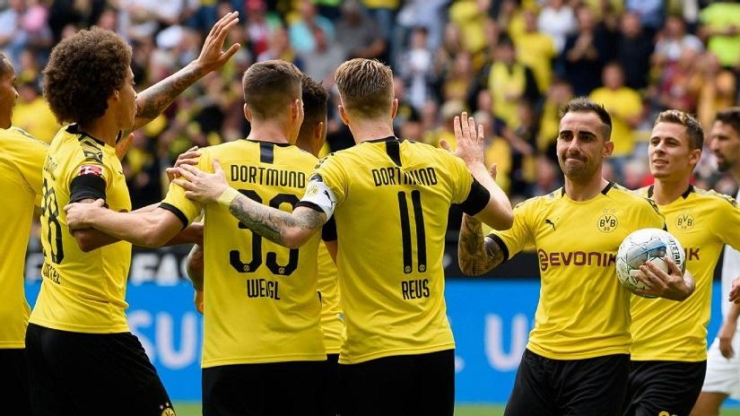 Soi kèo Dortmund vs Augsburg, 20h30 ngày 2/10 - VĐQG Đức