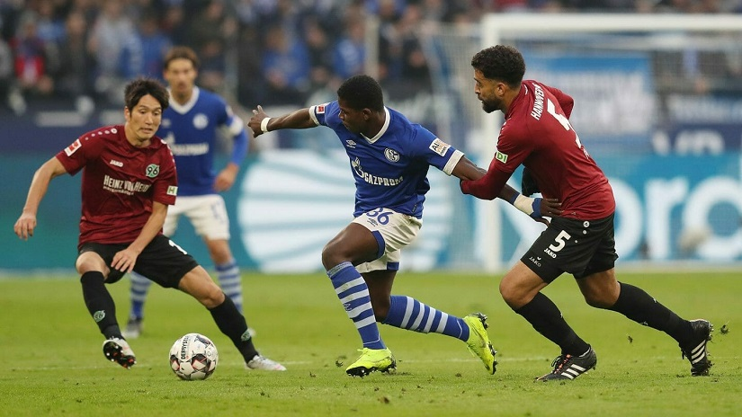 Soi kèo Hannover vs Schalke, 23h30 ngày 15/10 - Hạng 2 Đức