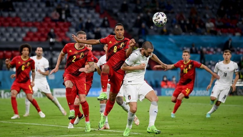 Soi kèo Italy vs Bỉ, 20h00 ngày 10/10, UEFA Nations League