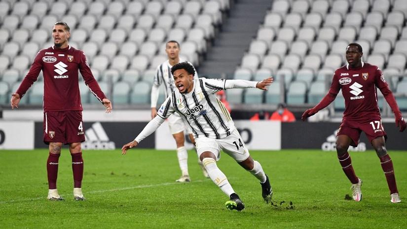 Soi kèo Torino vs Juventus, 23h00 ngày 2/10 - VĐQG Ý