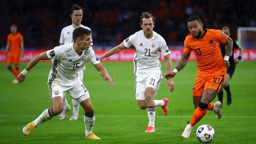 Soi kèo Latvia vs Hà Lan, 01h45 ngày 9/10, VL World Cup 2022
