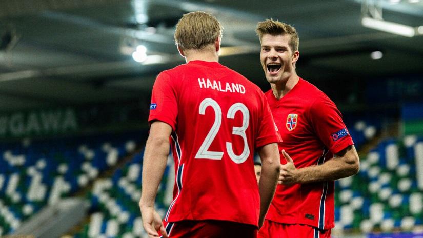 Soi kèo Na Uy vs Montenegro, 01h45 ngày 12/10 - VL World Cup 2022