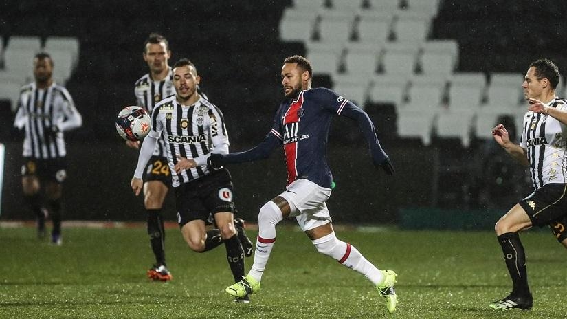 Soi kèo PSG vs Angers, 02h00 ngày 16/10, Ligue 1