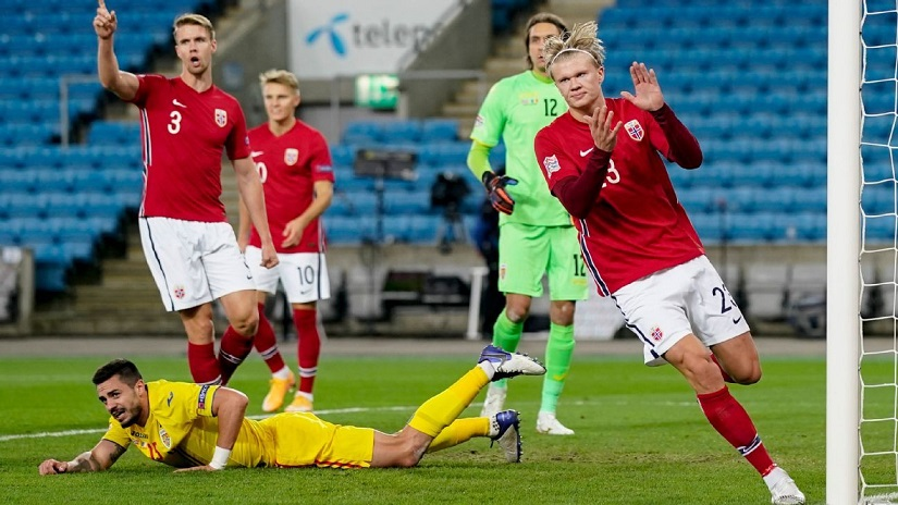Soi kèo Thổ Nhĩ Kỳ vs Na Uy, 01h45 ngày 9/10 - VL World Cup 2022